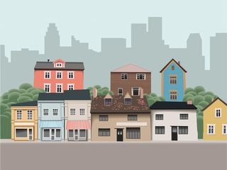 Town - istock